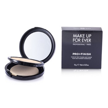 Make Up For Ever Pro Finish Multi Use Powder Foundation - # 165 Pink Camel