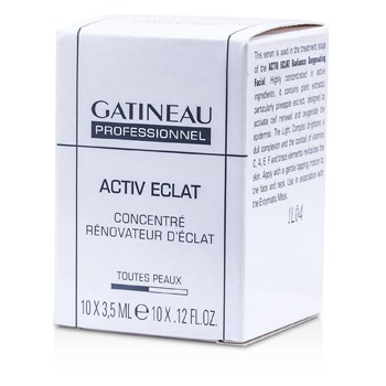 Gatineau Active Eclat Radiance Renovating Concentrate (Salon Size)