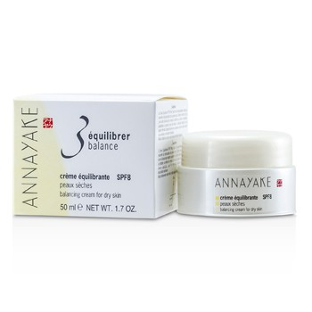 Annayake Balancing Cream SPF 8 For Dry Skin