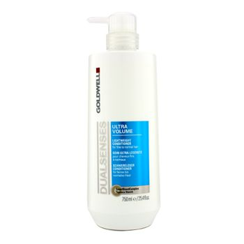 Goldwell Dual Senses Ultra Volume Lightweight Conditioner (For Fine to Normal Hair)