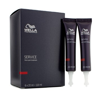 Wella Service Perm Post Treatment