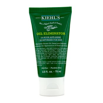 Kiehl's Mens Oil Eliminator 24-Hour Anti-Shing Moisturizer