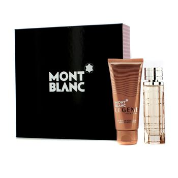 Mont Blanc Legend Pour Femme Coffret: Eau De Parfum Spray 50ml/1.7oz + Body Lotion 100ml/3.3oz