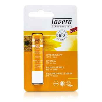 Lavera Lip Balm - SPF10 Low