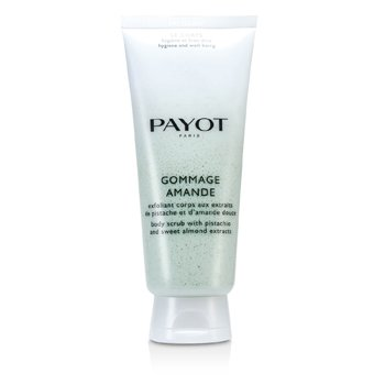 Payot Le Corps Gommage Amande - Body Scrub With Pistachio & Sweet Almond Extracts
