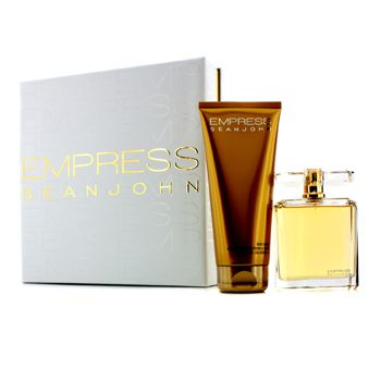 Sean John Empress Coffret: Eau De Parfum Spray 100ml/3.4oz + Body Cream 200ml/6.7oz
