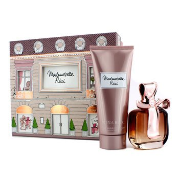 Nina Ricci Mademoiselle Ricci Coffret: Eau De Parfum Spray 80ml/2.7oz + Body Lotion 200ml/6.8oz