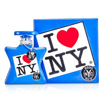Bond No. 9 I Love New York For Him Eau De Parfum Spray (Limited Ediotion/ with Silver Necklace)