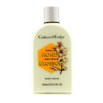 Crabtree & Evelyn English Honey & Peach Blossom Body Lotion