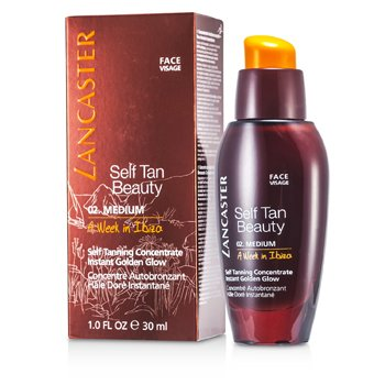 Lancaster Self Tanning Concentrate For Face (A Week in Ibiza)