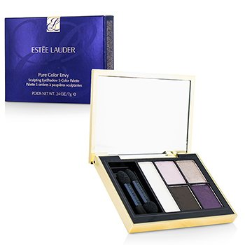Estee Lauder Pure Color Envy Sculpting Eyeshadow 5 Color Palette - 10 Envious Orchid