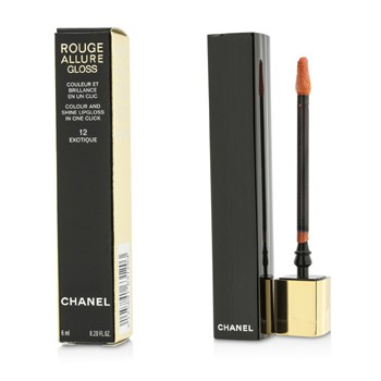 Chanel Rouge Allure Gloss - # 12 Exotique