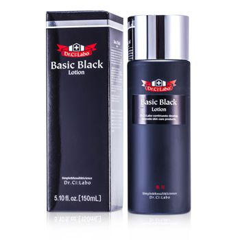 Dr. Ci:Labo Basic Black Lotion (For Oily Skin)