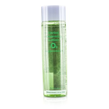 Dr. Ci:Labo Herbal Cleansing Lotion O2 Oxygen Charge