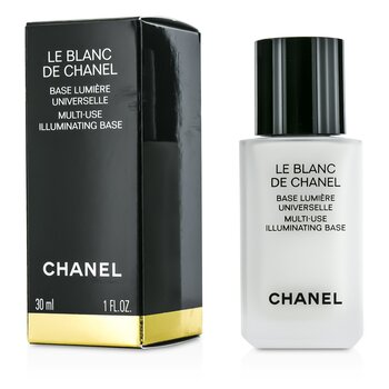 Chanel Le Blanc De Chanel Multi Use Illuminating Base