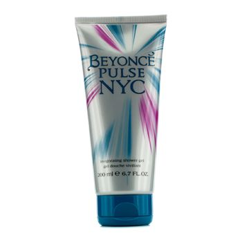 Beyonce Pulse NYC Invigorating Shower Gel