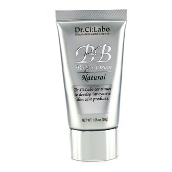 Dr. Ci:Labo BB Perfect Cream (Makeup Foundation) - Natural