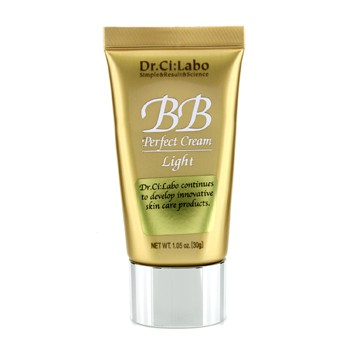 Dr. Ci:Labo BB Perfect Cream (Makeup Foundation) - Light