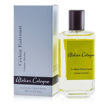 Atelier Cologne Cedrat Enivrant Cologne Absolue Spray