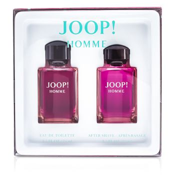 Joop Homme Coffret: Eau De Toilette Spray 75ml/ 2.5oz + After Shave Splash 75ml/2.5oz