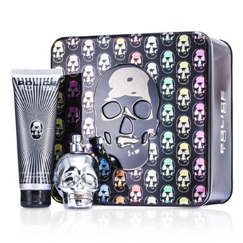 Police To Be The Illusionist Coffret: Eau De Toilette Spray 75ml/2.5oz + All Over Body Shampoo 100ml/3.4oz