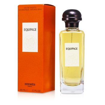 Hermes Equipage Eau De Toilette Spray (New Packaging)