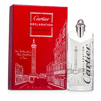 Cartier Declaration Eau De Toilette Spray (Limited Edition)