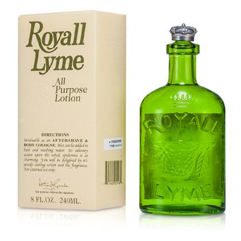 Royall Fragrances Royall Lyme All Purpose Lotion Splash
