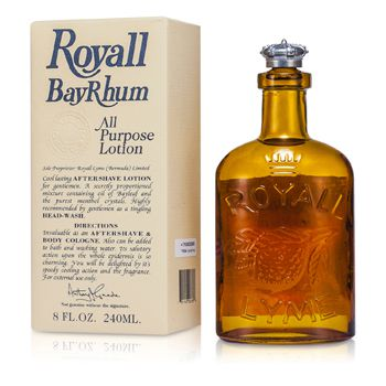 Royall Fragrances Royall BayRhum All Purpose Lotion Splash