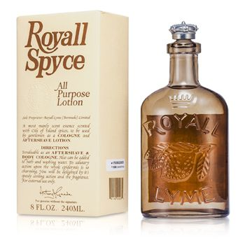 Royall Fragrances Royall Spyce All Purpose Lotion Splash