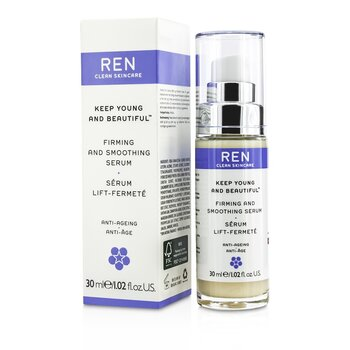 Ren Keep Young and Beautiful Firming & Smoothing Serum (All Skin Types)