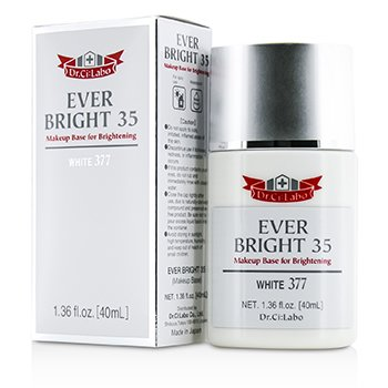 Dr. Ci:Labo Ever Bright 35 Make Up Base (White 377)