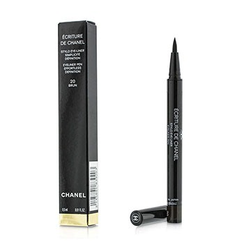 Chanel Ecriture De Chanel (Stylo Eye Liner) - 20 Brun