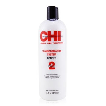 CHI Transformation System Phase 2 - Bonder Formula A (For Resistant/Virgin Hair)