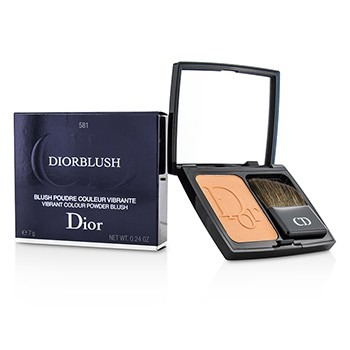 Christian Dior DiorBlush Vibrant Colour Powder Blush - # 581 Dazzling Sun