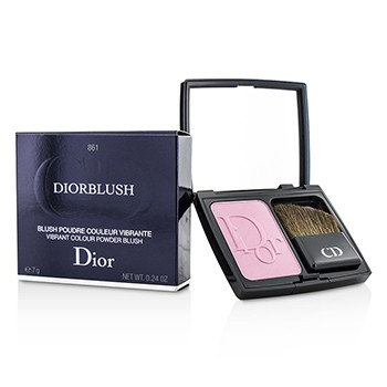 Christian Dior DiorBlush Vibrant Colour Powder Blush - # 861 Rose Darling