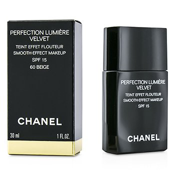 Chanel Perfection Lumiere Velvet Smooth Effect Makeup SPF15 - # 60 Beige