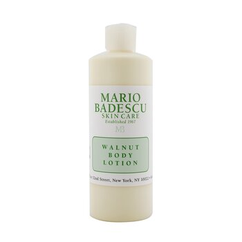 Mario Badescu Walnut Body Lotion - For All Skin Types