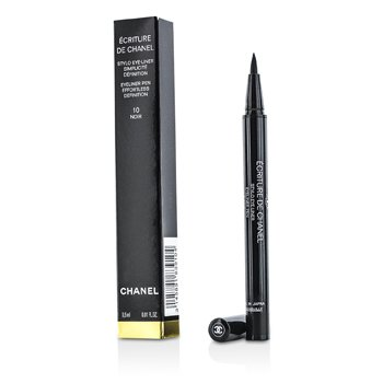 Chanel Ecriture De Chanel (Stylo Eye Liner) - 10 Noir