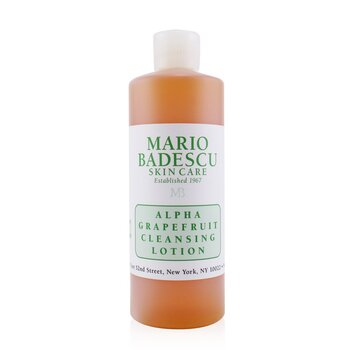 Mario Badescu Alpha Grapefruit Cleansing Lotion - For Combination/ Dry/ Sensitive Skin Types