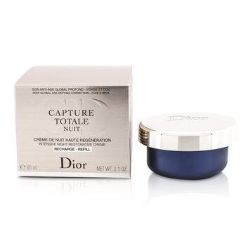 Christian Dior Capture Totale Nuit Intensive Night Restorative Creme Refill F060750999