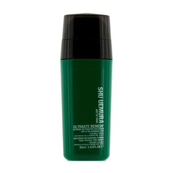 Shu Uemura Ultimate Remedy Extreme Restoration Duo-Serum (For Ultra-Damaged Hair)