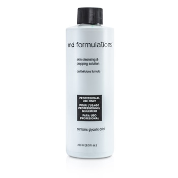 MD Formulations Skin Cleansing & Prepping Solution (Salon Size)