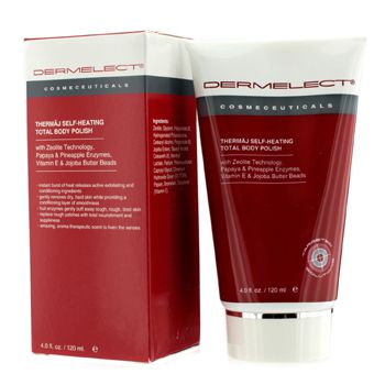 Dermelect Thermaj Self Heating Total Body Polish