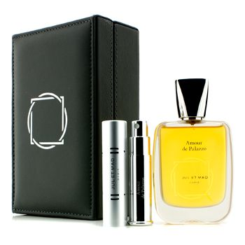 Jul Et Mad Amour De Palazzo Extrait De Parfum Spray 50ml/1.7oz + Refillable Spray 7ml/0.24oz
