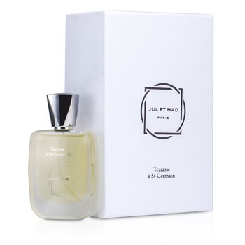 Jul Et Mad Terasse A St-Germain Extrait De Parfum Spray 50ml/1.7oz + Refillable Spray 7ml/0.24oz