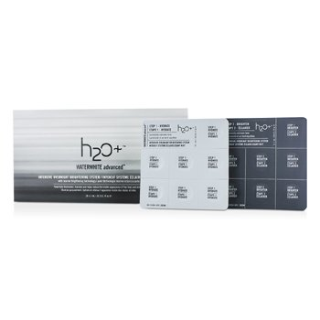 H2O+ Waterwhite Advanced Intensive Overnight Brightening System