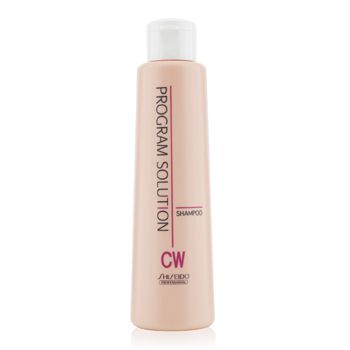 Shiseido Program Solution Shampoo CW (For Colored & Wave Hair)