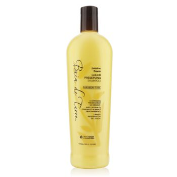 Bain De Terre Passion Flower Color Preserving Shampoo (For Color-Treated Hair)
