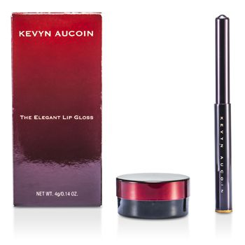 Kevyn Aucoin The Elegant Lip Gloss With Applicator - # Cloudaine (Baby Pink)